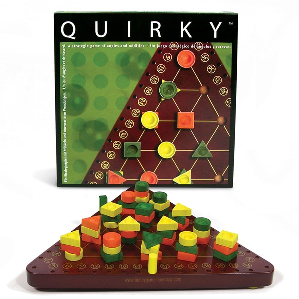 Quirky Board Game