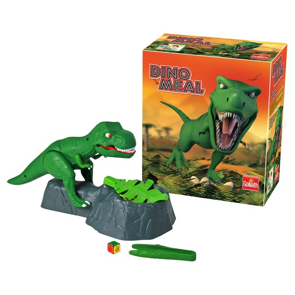 Dino Meal Board Game