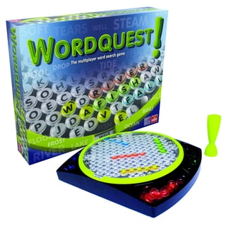 Wordquest Word Search Race Game