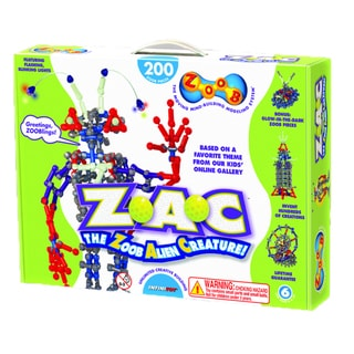 ZOOB Z.A.C. (The Zoob Alien Creature!)