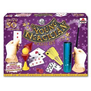John N. Hansen Co. 'The Young Magician' Magic Set|https://ak1.ostkcdn.com/images/products/7574312/P15002762.jpeg?impolicy=medium