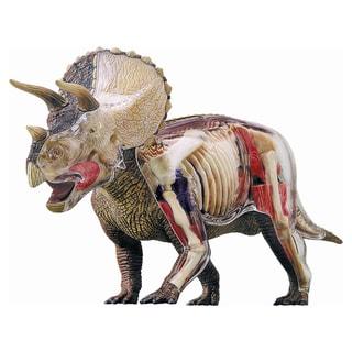 4D Master Triceratops Anatomy Model