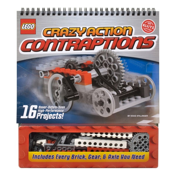 Shop Lego Crazy Action Contraptions Book