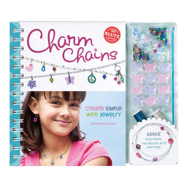 Charm Chains Craft Book