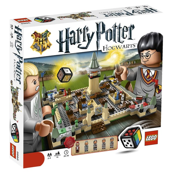 LEGO® Harry Potter Hogwarts Board Game