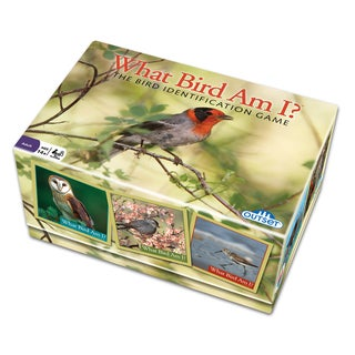 Outset Media 'What Bird Am I? The Bird Identification Game' Board Game