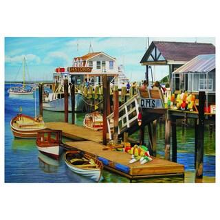 Summer Pier 2000-Piece Puzzle