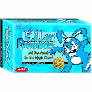 Killer Bunnies and the Quest for the Magic Carrot Card Game (Starter Deck)