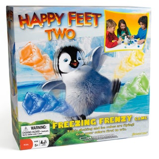 Happy Feet Two 'Freezing Frenzy' Game