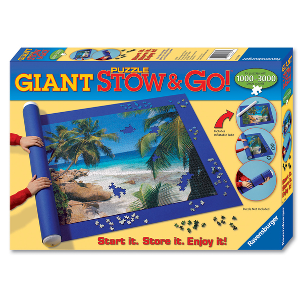 Giant Puzzle Stow & Go!
