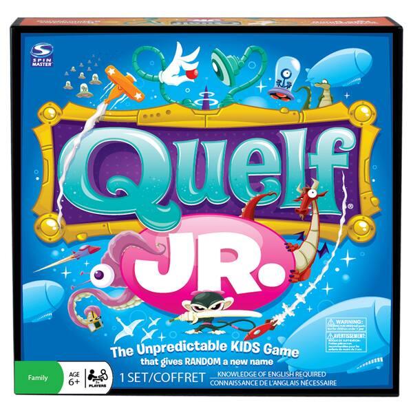 Shop Quelf Jr Board Game Overstock 7574454
