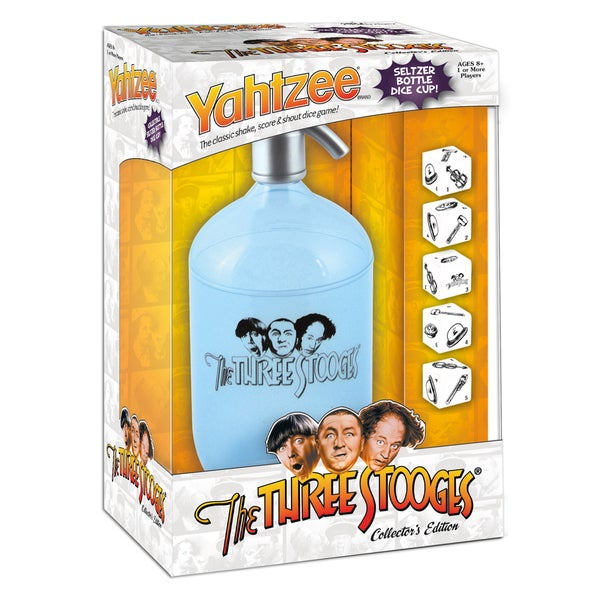 YAHTZEE: The Three Stooges Collector's Edition