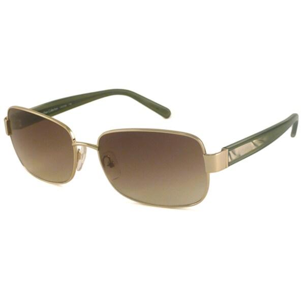 Calvin Klein Women's CK7316 Rectangular Sunglasses