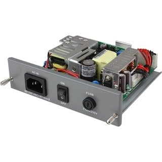 StarTech.com Redundant 200W Media Converter Chassis Power Supply Modu