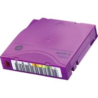 HP LTO-6 Ultrium 6.25TB MP RW Non Custom Labeled Data Cartridge 20 Pa