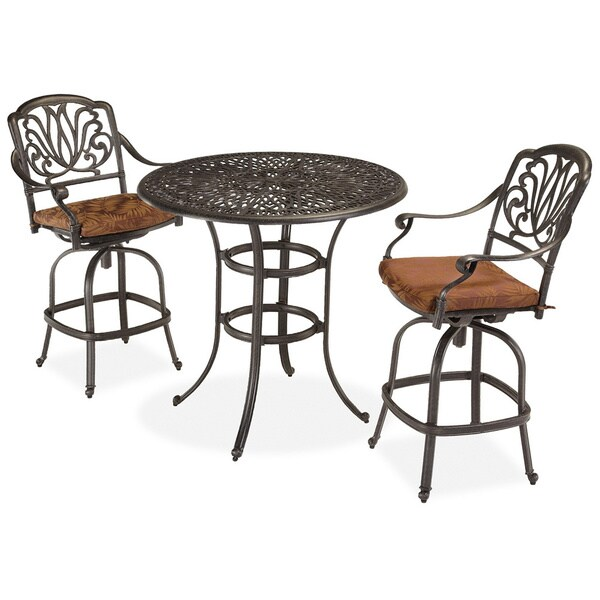 Floral Blossom Bistro Set by Home Styles