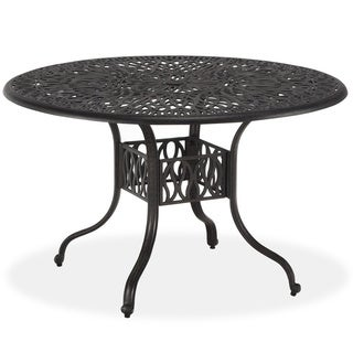 Floral Blossom 42-inch Round Dining Table by Home Styles