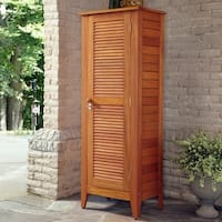 Montego Bay One Door Multi-purpose Storage Cabinet by Home Styles