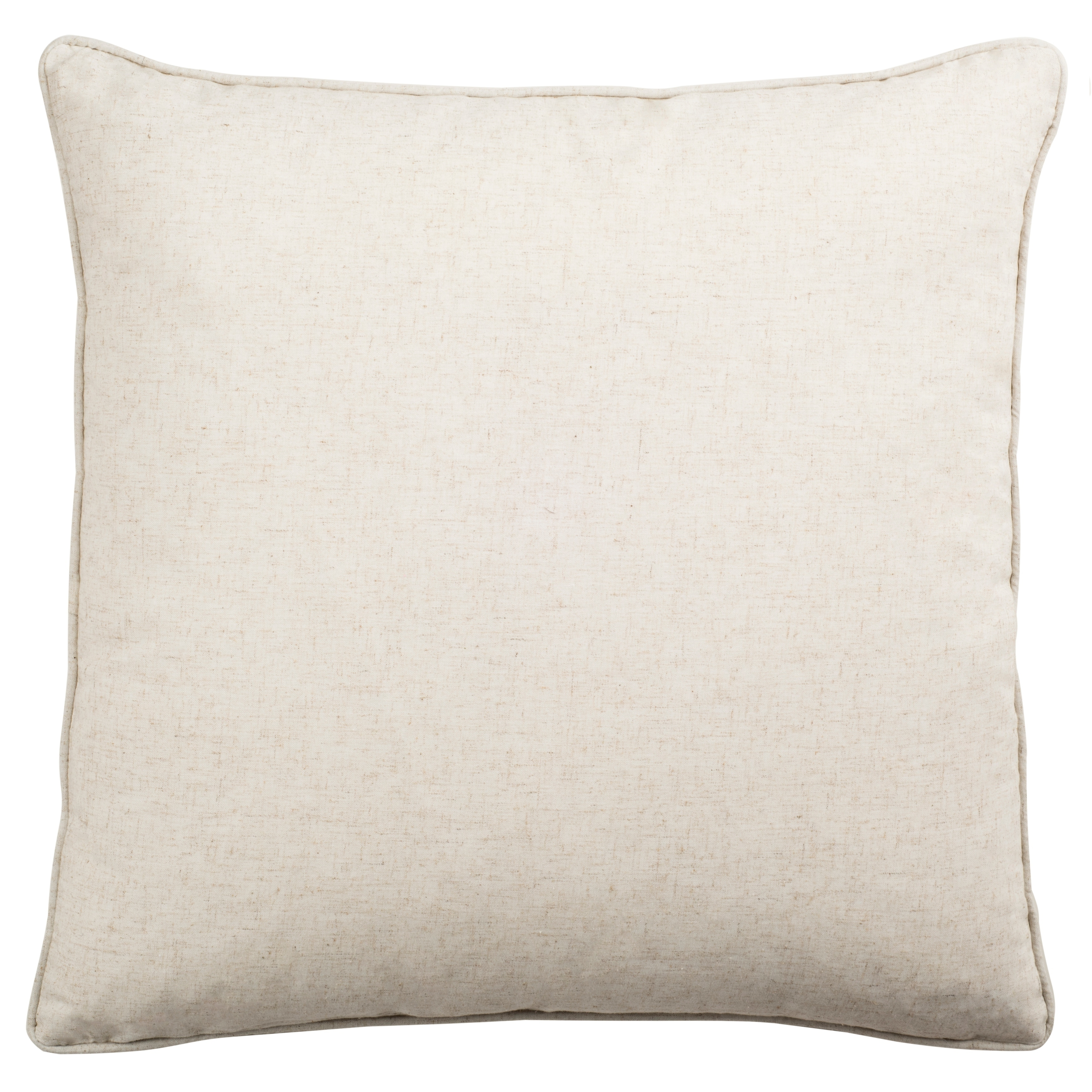 Safavieh Maize 18 Inch Ivory Black Decorative Pillows Set Of 2 On Sale Overstock 7576244