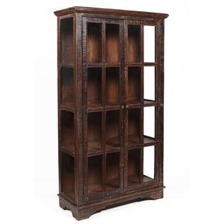 Kosas Home Bea Wooden Curio Cabinet