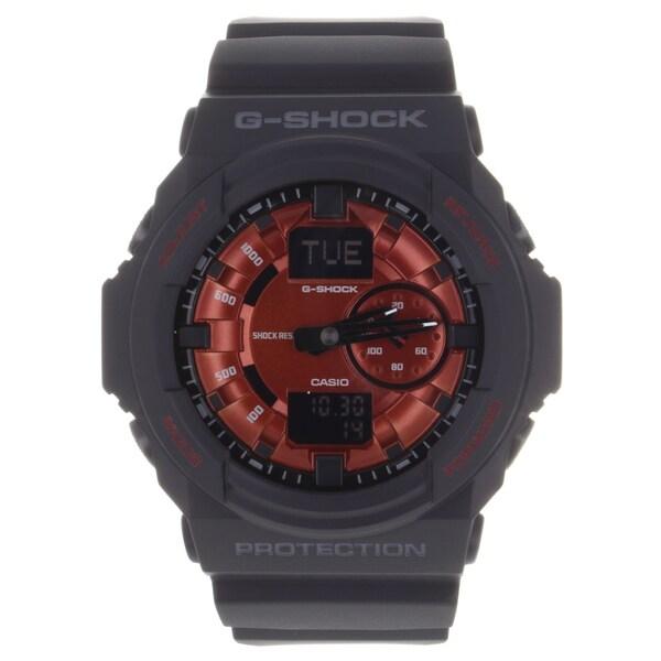 Casio Men's G-shock Plastic Watch