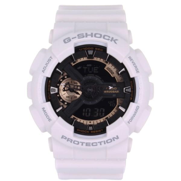 Casio Men's G-shock Plastic/ Rubber Watch