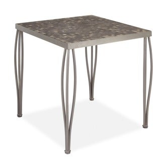 Home Styles Glen Rock Marble Square Bistro Table