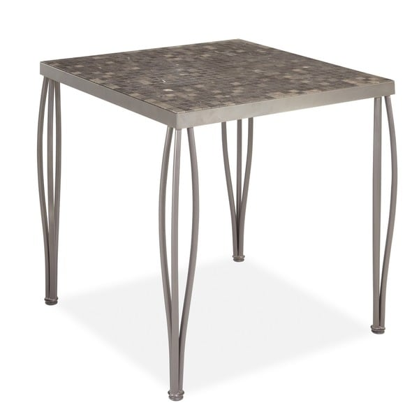 Glen Rock Marble Square Bistro Table by Home Styles