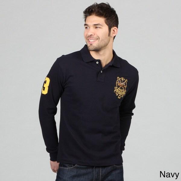 Polo Ralph Lauren Men's Crest Polo Shirt