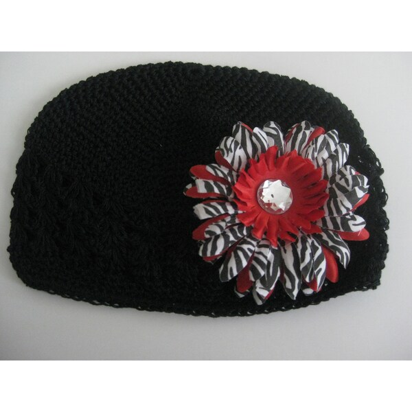 Bobitty Boo Zoe Hat in Red