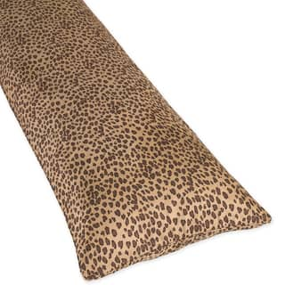 Sweet Jojo Designs Cotton Blend Cheetah Animal Print Full-length Double Zippered Body Pillow Cover|https://ak1.ostkcdn.com/images/products/7576760/7576760/Sweet-Jojo-Designs-Cotton-Blend-Cheetah-Animal-Print-Full-length-Double-Zippered-Body-Pillow-Cover-P15004716.jpeg?impolicy=medium