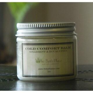 Spearmint & Eucalyptus Cold Comfort Balm