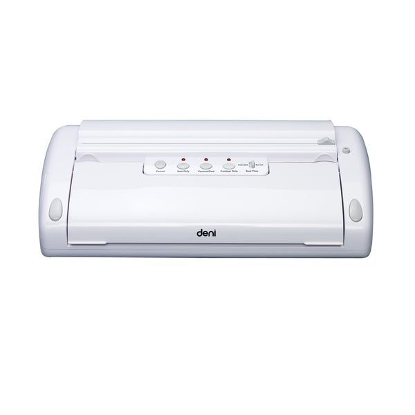 Deni Supreme White Vacuum Sealer