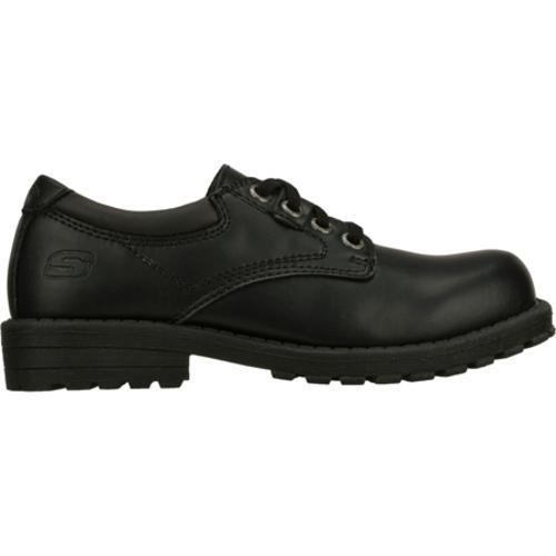 Boys' Skechers Wentworth Coby Black - Thumbnail 1