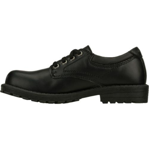 Boys' Skechers Wentworth Coby Black - Thumbnail 2
