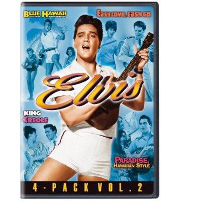 Elvis 4-Movie Collection (DVD)