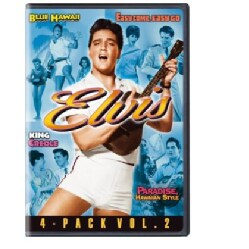 Elvis 4-Movie Collection (DVD)