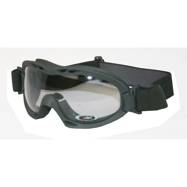Wiley X Nerve Tactical Series Ballistic Goggles with Interchangeable Lenses