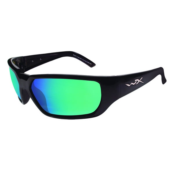 Wiley X Rout Polarized Climate Control Series Sunglasses