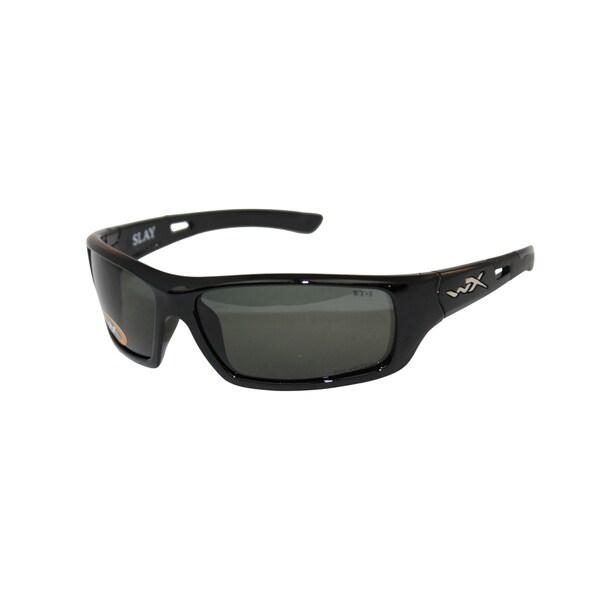 Wiley X Slay Polarized Active Series Sunglasses