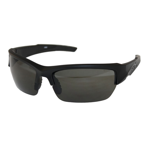 0128ec343d Shop Wiley X Valor Black Ops Tactical Series Sunglasses - Free Shipping  Today - Overstock - 7578279