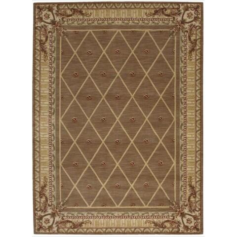 Ashton House Cocoa Wool Rug