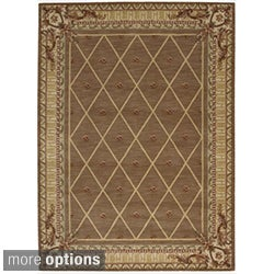 Ashton House Cocoa Wool Rug