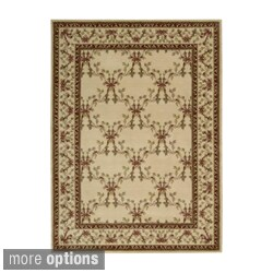 Ashton House Beige Wool Classic Rug
