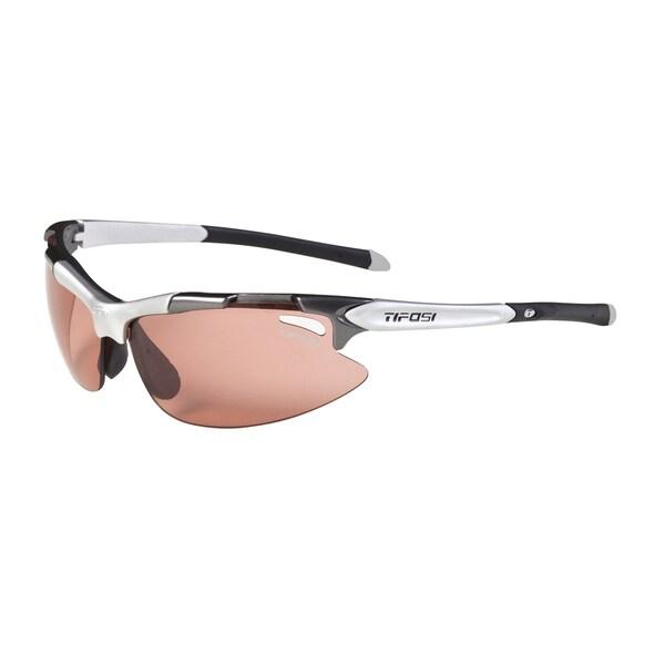 Tifosi Pave Gunmetal Sunglasses with HS Red Fototec Lens