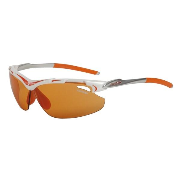 Tifosi Tyrant Race Orange Sunglasses BC Orange Fototec Lens