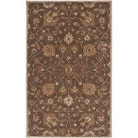 Hand-tufted Gallup Wool Area Rug