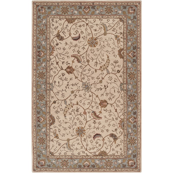 Hand-Tufted Deming Classic Wool Rug