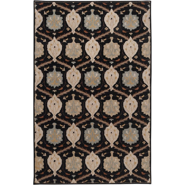 Hand-tufted Chaparral Wool Rug