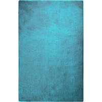 Hand-woven Taos Soft-Shag Area Rug (2' x 3')